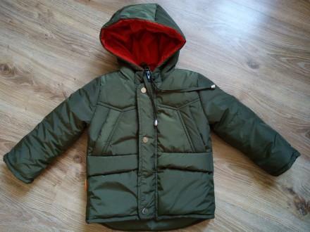 Зимова куртка 92 см. Бердичев. фото 1