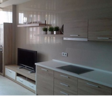Сдается 1 комнатная квартира ЖК Левитана. Одесса. фото 1