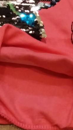 Детские батники с начёсом из Турции. Замеры : 104- длина - 37 см, под мышками-. Лисичанск, Луганская область. фото 3