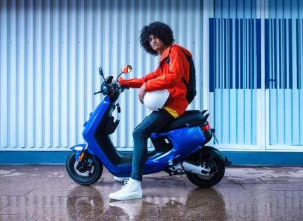 NUUV M+ Lite и M+ sport. Вы нашли двухместный электрический скутер №1 в Мире от . Киев, Киевская область. фото 4
