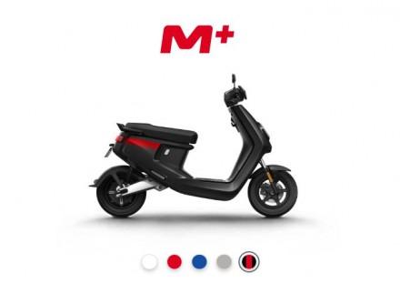 NUUV M+ Lite и M+ sport. Вы нашли двухместный электрический скутер №1 в Мире от . Киев, Киевская область. фото 2