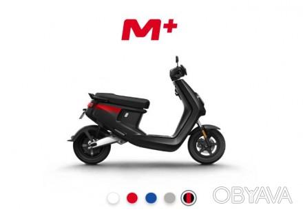 NUUV M+ Lite и M+ sport. Вы нашли двухместный электрический скутер №1 в Мире от . Киев, Киевская область. фото 1