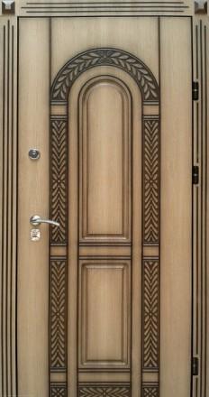 Входные двери. Чернигов. фото 1