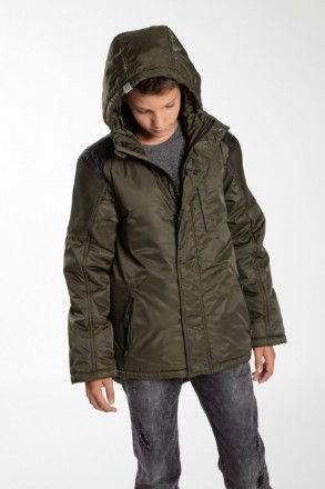 Reporter young куртка зимняя deep green. Одесса. фото 1