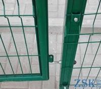 Ворота из сетки ЭКО  H-2,03м, L-3м. Киев. фото 1