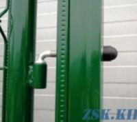 Ворота из сетки ЭКО  H-1,48м, L-4м. Киев. фото 1