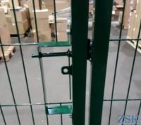 Ворота из сетки ЭКО  H-2,03м, L-4м. Киев. фото 1