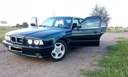 BMW 520. Марковка. фото 1