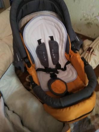 Детская коляска zipy verdi2в1. Чернигов. фото 1