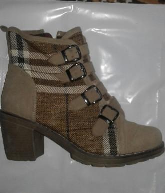 Ботиночки женские классные. Черновцы. фото 1