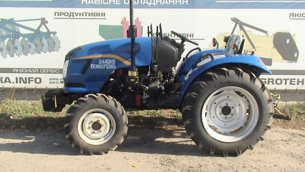 Tрактор DongFeng 244 DHX. Луцк. фото 1