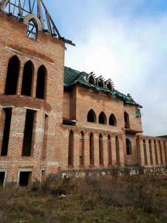 Коробка жилого дома. Борисполь. фото 1