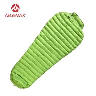 Пуховый спальный мешок AEGISMAX UL-Wing M Летний спальный мешок вес 500 грамм. Львов. фото 1