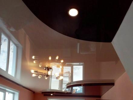 Французские качественные натяжные потолки по низким ценам!!. Кривой Рог. фото 1