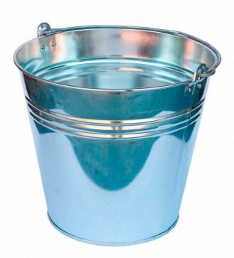 Ведра оцинкованные от5 до 15 литров. Кривой Рог. фото 1
