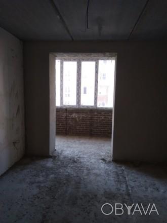 3 секція. 2 балкона з кухні та з кімнати. Кімнати 18 та 19 кв.м, є гардеробна 3 . Винница, Винницкая область. фото 1