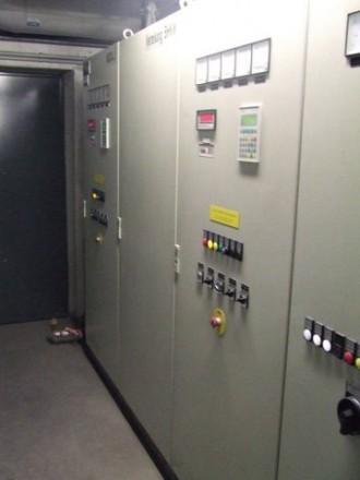 Электрогенератор газовый DIMAG 116 kW Б/У. Киев. фото 1