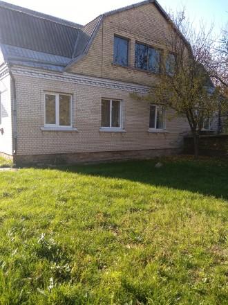 Ясногородка центр села. Макаров. фото 1
