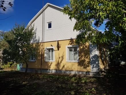 Продам тёплый уютный дом с флигелем и гаражом. Сумы. фото 1
