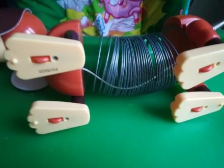 Каталка спиралька из м/ф История игрушек. Киев. фото 1