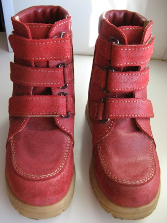 Ботинки-Деми ортопедические Т-529, 28 размер. Ортекс. Полтава. фото 1