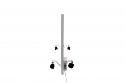 Инфракрасный конвекционный панельный обогреватель ENSA P500 SLIM ультратонкий бе. Киев, Киевская область. фото 13