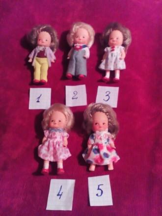Куклы пупсики ГДР 1980-е гг. Киев. фото 1