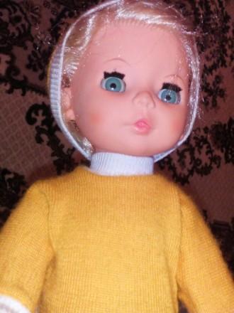Кукла пупс игрушка производство ГДР 1980-гг. Киев. фото 1