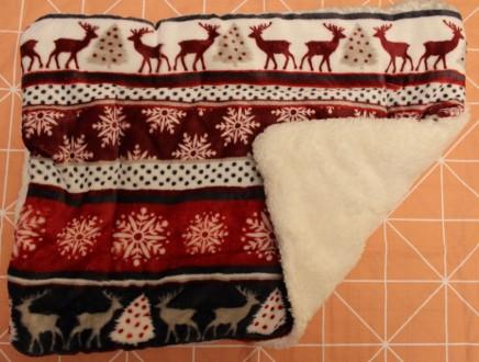 Теплое, мягкое и очень уютное одеялко (может быть использовано как подстилка в м. Днепр, Днепропетровская область. фото 3