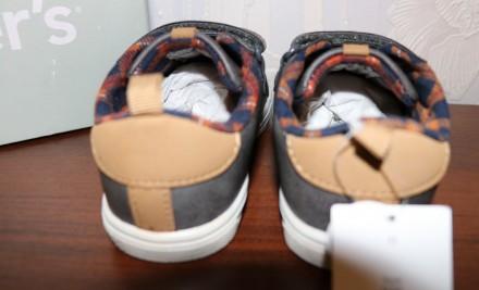 Кеды кроссовки Carters р.11 стелька 18см (наш 28р). Синельниково. фото 1