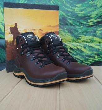 Ботинки мужские Grisport 13701 O38tn коричневые. Запорожье. фото 1