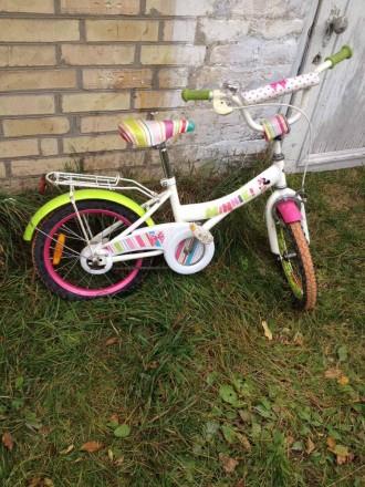 Гарний дитячий велосипед. Киев. фото 1