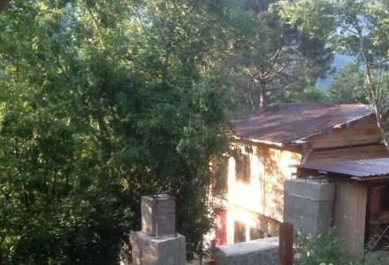 Продается участок 7сот. с ведущимся строительством шале в горах. С террас, балко. Ялта, Ялта, Крым. фото 9