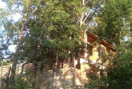 Продается участок 7сот. с ведущимся строительством шале в горах. С террас, балко. Ялта, Ялта, Крым. фото 10