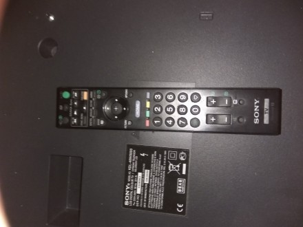 Sony Bravia KDL-46W5500 разборка - пульт, остатки матрицы.. Херсон. фото 1