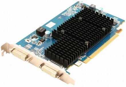 ATi Radeon HD5450 (Sapphire)/PCi-E/512МB GDDR3/2xDVI. Киев. фото 1