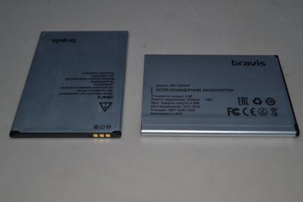 Аккумуляторная батарея Bravis A501 Bright 2000mAh. Киев. фото 1