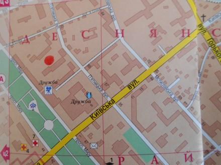 Новое! Срочно ипродам трехкомнатную квартиру за Мегацентром. Чернигов. фото 1