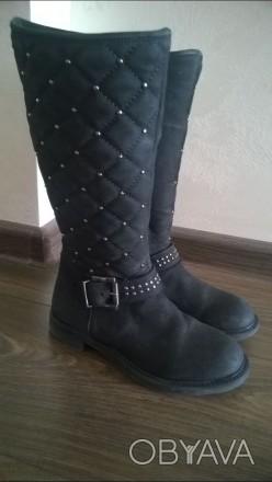 ᐈ Продаються чорні чобітки для дівчинки! ᐈ Львів 450 ГРН - дошка ... bf3132afd6dce