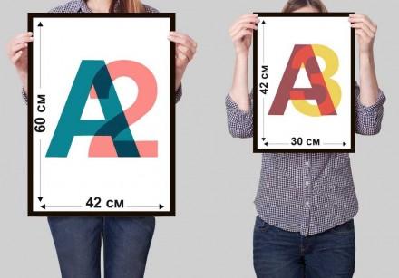 Качественная печать плакатов, холстов. Чернигов. фото 1