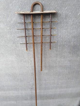 Производим и реализуем опт и розница петля стальная подъёмная для ЖБИ конструкци. Днепр, Днепропетровская область. фото 3