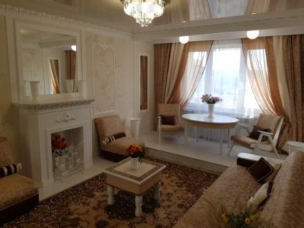 Продам 3-х комнатную квартиру с дизайнерским ремонтом ул. Харьковская.  Вы буд. Харьковская, Сумы, Сумская область. фото 7