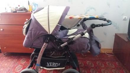 Продам коляску-трансформер б/у в хорошем состоянии.. Одесса. фото 1