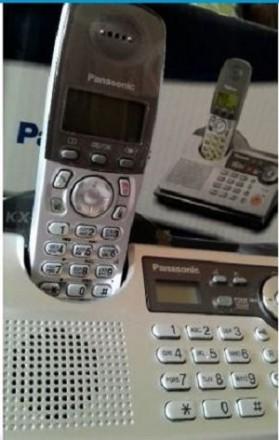 Новый Panasonic KX-TCD245 с Автоответчиком. Общие характеристики: Комплектация. Каменское, Днепропетровская область. фото 8
