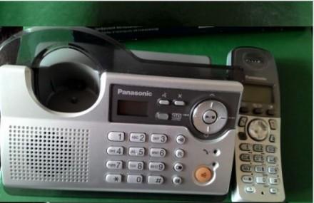 Новый Panasonic KX-TCD245 с Автоответчиком. Общие характеристики: Комплектация. Каменское, Днепропетровская область. фото 5