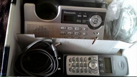 Новый Panasonic KX-TCD245 с Автоответчиком. Общие характеристики: Комплектация. Каменское, Днепропетровская область. фото 7