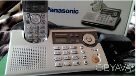 Новый Panasonic KX-TCD245 с Автоответчиком. Общие характеристики: Комплектация. Каменское, Днепропетровская область. фото 1