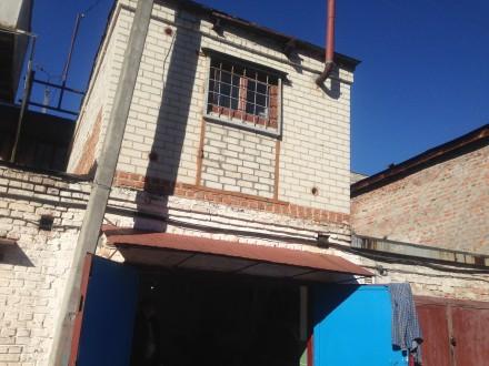 2-х этажный капитальный гараж в центре города АК6. Чернигов. фото 1