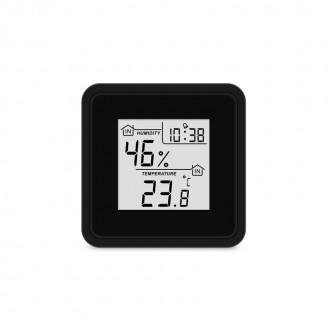 Применяется для измерения температуры и влажности воздуха в помещении, контроля . Запорожье, Запорожская область. фото 3