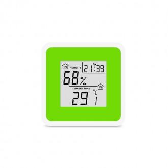 Применяется для измерения температуры и влажности воздуха в помещении, контроля . Запорожье, Запорожская область. фото 2